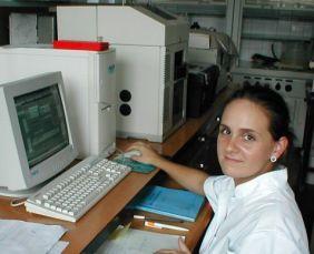 Andrási Melinda (gyógyszerész): Kapilláris elektroforézsi alkalmazása kefalosporinok meghatározásához (2001-2005)