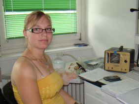 Törzsök Brigitta (kémia BSc, vegyész MSc) Temozolamid meghatározása kapilláris elektroforézis módszerrel (2009-13)