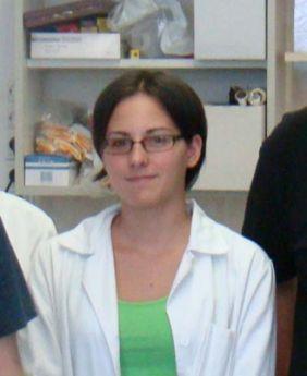 Kovács Otília (vegyészmérnök BSc, vegyész MSc) Gd-komplexek meghatározása kapilláris elektroforézis módszerrel (2010-13)
